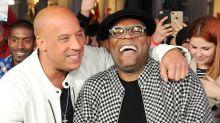 'xXx: Return of Xander Cage' Premiere: Vin Diesel, Samuel L. Jackson, and More