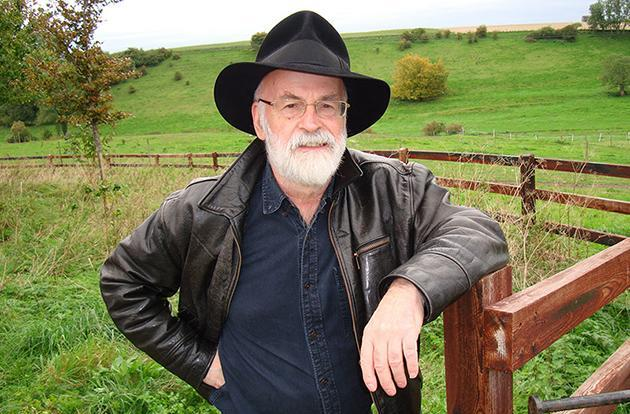 Acclaimed 'Discworld' author Terry Pratchett dies aged 66