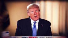 Etats-Unis : Donald Trump claque la porte d'une interview télévisée en dénonçant le ton des questions