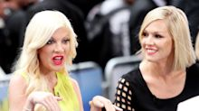 Tori Spelling & Jennie Garth reunite for new 'Beverly Hills, 90210' reboot