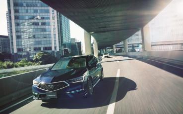 Level 3自動駕駛日本合法上路 Honda Sensing Elite