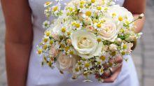 Ganz schön schlüpfrig: Mit diesem Hochzeitsbild sorgt ein Fotograf für Aufsehen