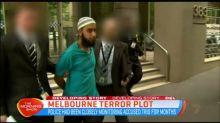 Three men arrested over alleged terror plot