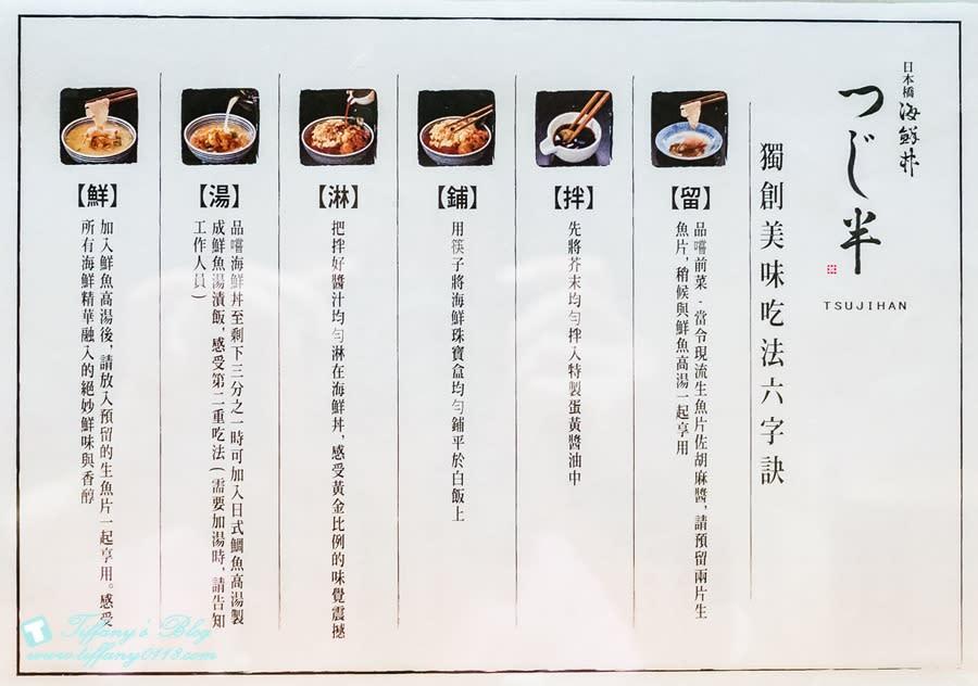[台北美食]日本橋海鮮丼つじ半 Tsujihan/東京必吃排隊海鮮丼/捷運市政府站(附完整吃法影片)