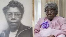 Oldest living American, who just turned 116, reveals her secret to longevity