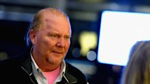 "Batali Was Reportedly Called the ""Red Menace"""