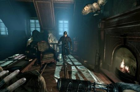 Buy Thief at Newegg, get free Domino's (because, pizza)