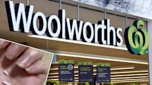 Woolworths shopper's 'grisly' discovery in party pie