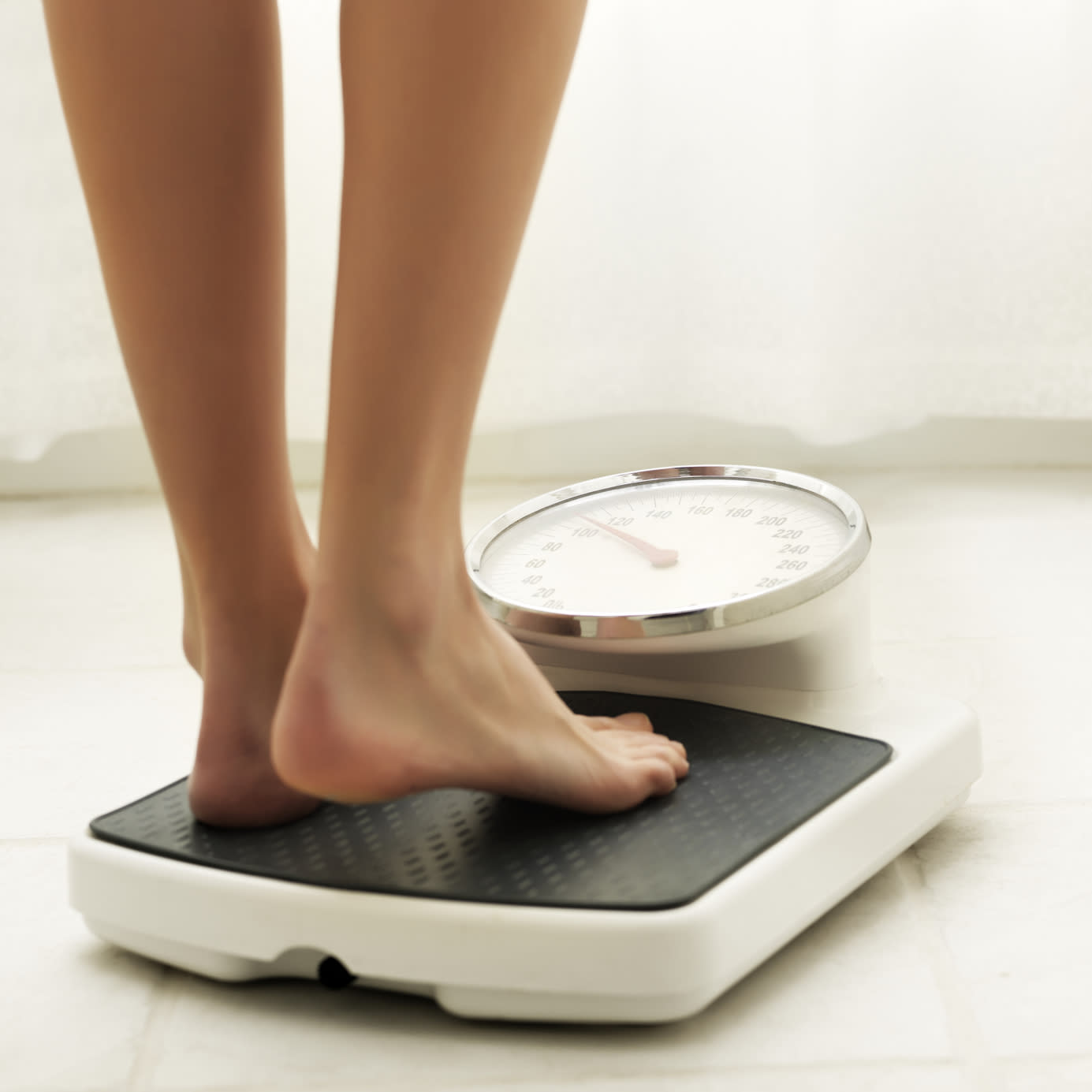 CORRECTED: How much weight you lose is more important than the speed
