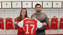 US World Cup winner Heather O'Reilly joins Arsenal Ladies as she hails Gunners' 'tradition of excellence'