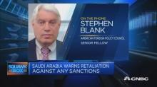 Saudi retaliation is 'something of an empty threat': Expe...