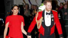 Abschied: Meghan und Harry werden mit Standing Ovations gefeiert