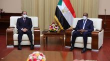 Egypt's Sisi visits Sudan with dam diplomacy, security on the agenda