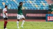 Palmeiras vence Atlético-GO e quebra sequência de derrotas no Brasileiro