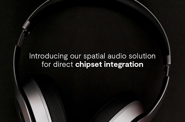 Dirac's spatial audio tech will soon be built into wireless headphones