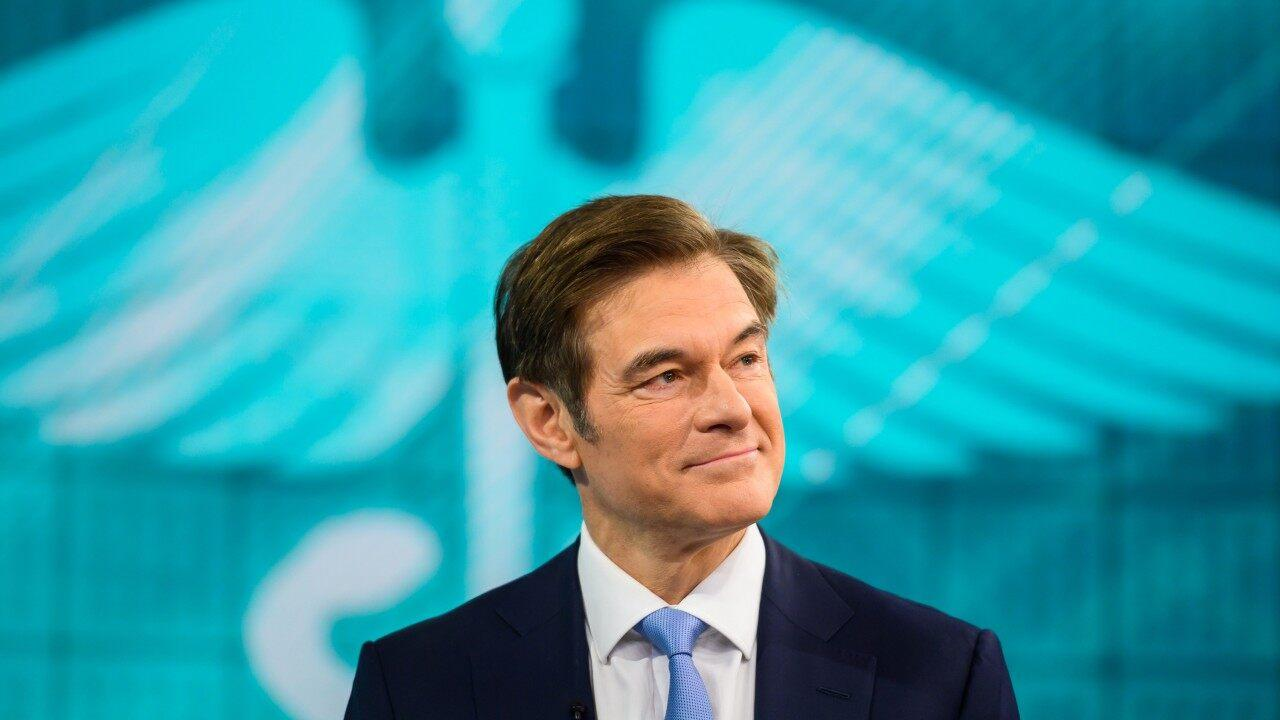 Dr  Oz Reveals His Mom Has Alzheimer's But He Missed the