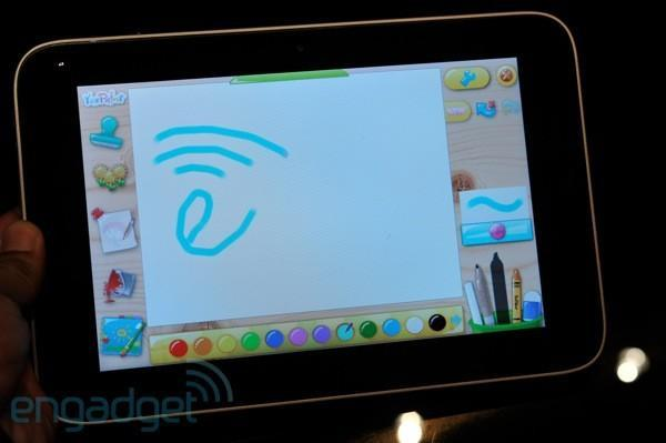 Lenovo goes back on its word and shows off an IdeaPad Windows 7 slate, we go hands-on