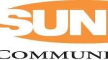 Sun Communities, Inc. Reports 2018 Third Quarter Results