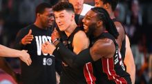 Tyler Herro carries Heat over Celtics in Game 4, within one game of NBA Finals