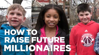 4 millionaire money habits to teach your kids