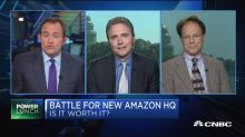 Amazon HQ2 a one-off special event that could turn a city...