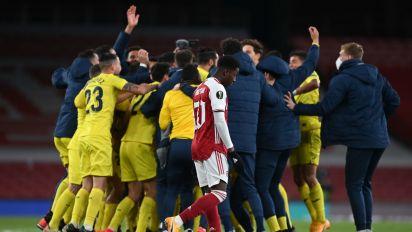 United soberano e Villarreal histórico: os destaques das semifinais da Europa League