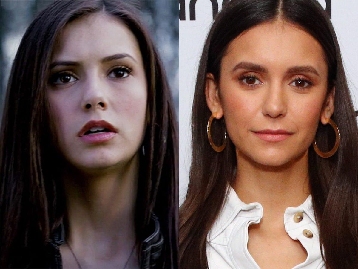 THEN AND NOW: The cast of 'The Vampire Diaries'