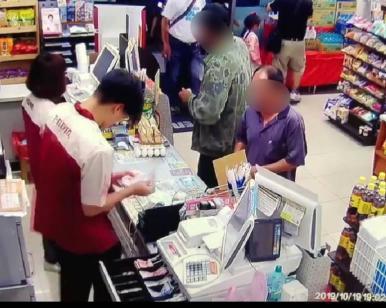 韓台南造勢遭蛋襲 找到嫌犯了