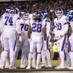 Giants will wear Color Rush uniforms Week 14 against Cowboys