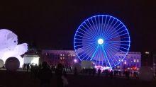 Fête des lumières: Retour, en images, sur la première soirée de festivités