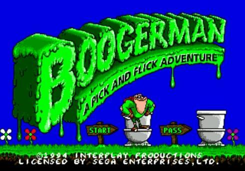 Boogerman's the pick for Virtual Console