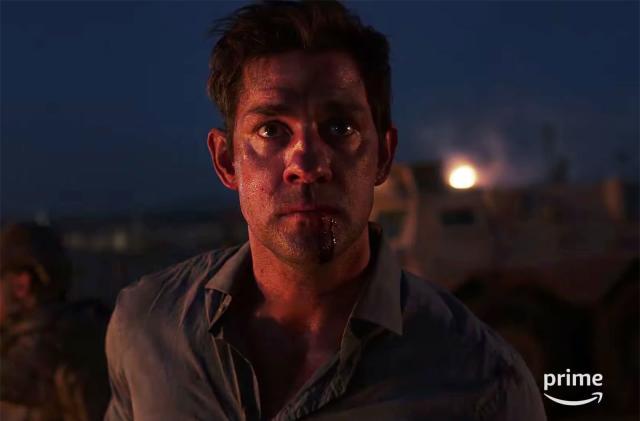 Amazon's Tom Clancy series 'Jack Ryan' premieres August 31st