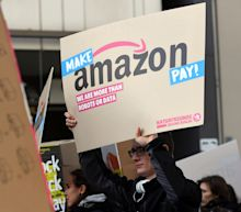 Thousands of Amazon Workers in Europe Go on Strike for Black Friday