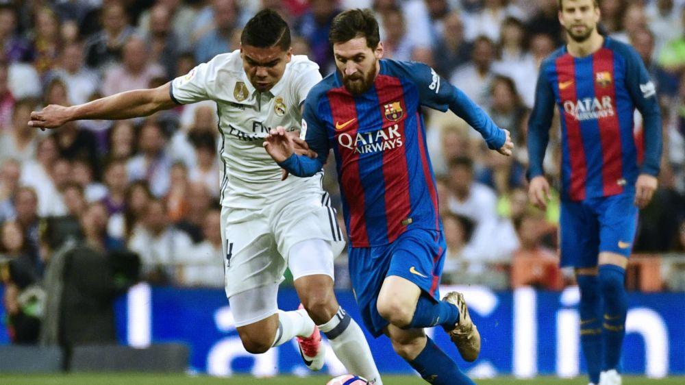 Real Madrid-Barcelone, Messi meilleur buteur de l'histoire du Clásico
