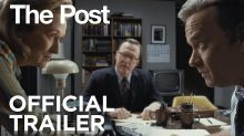 'The Post' trailer: Tom Hanks and Meryl Streep test the freedom of the press
