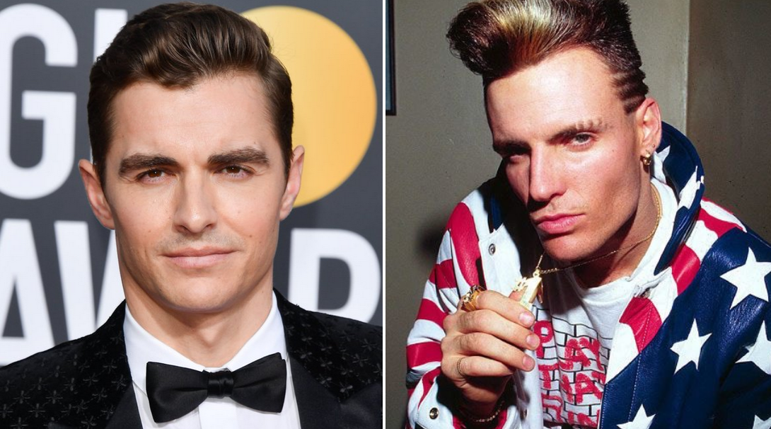 Yes, Vanilla Ice is getting a real Hollywood biopic starring Dave Franco - Yahoo Entertainment
