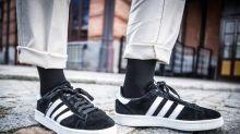 Adidas-Logo: Woher kommen die drei Streifen?