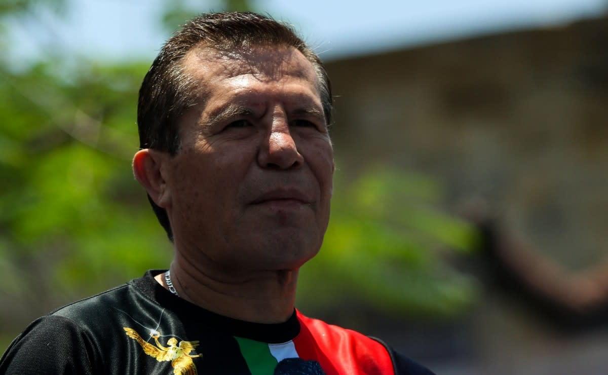 ¡Se cansó! Julio César Chávez lanzó una fuerte declaración sobre Canelo Álvarez