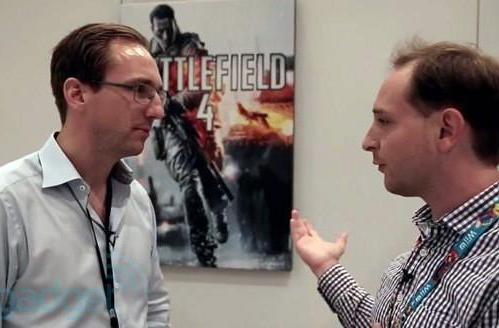 Talking Frostbite, Battlefield 4 and Mirror's Edge 2 with EA DICE's big boss (video)