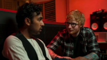 From Ed Sheeran to Elton John – why do celebrities find it so hard to play themselves?