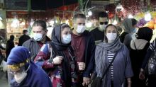 As virus surges, Iran breaks one-day record for deaths again