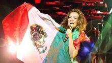 Critican a Thalía por mostrarse muy feliz y eufórica en evento por víctimas del terremoto