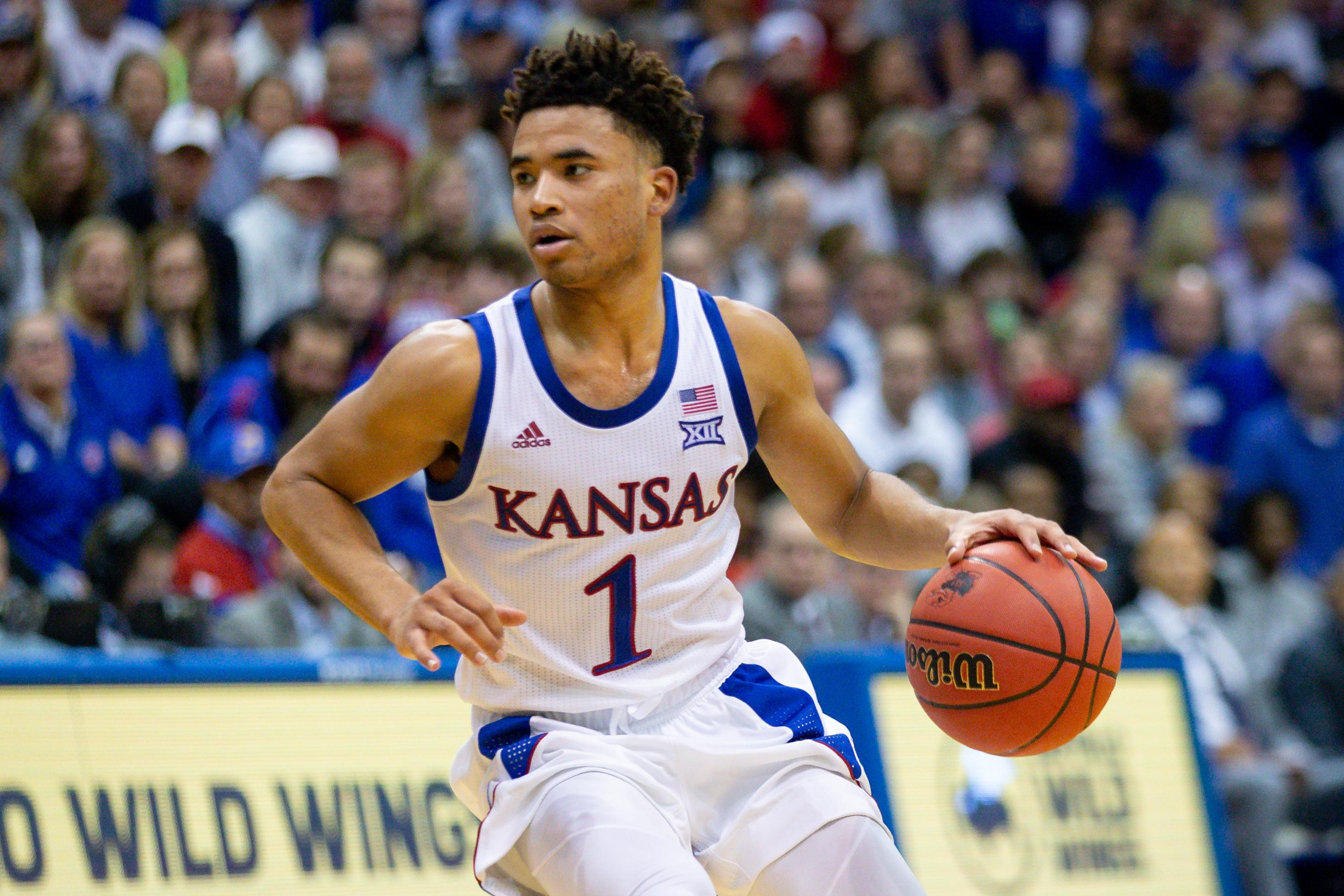 NBA draft: Kansas guard Devon Dotson