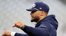 Remember when people laughed at Dak Prescott's $40M a year demand of Cowboys? Look who's in control now.