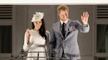 Meghan and Harry launch official Instagram account