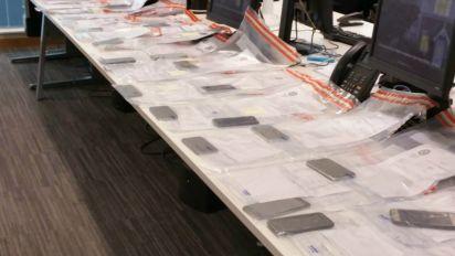 Royal Blood Concert Sees Man Arrested With 53 Stolen Mobile Phones