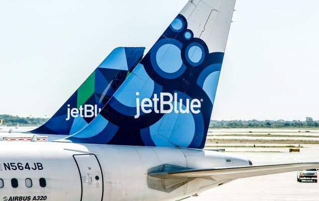 JetBlue Partners With Vault Health to Offer Coronavirus Tests