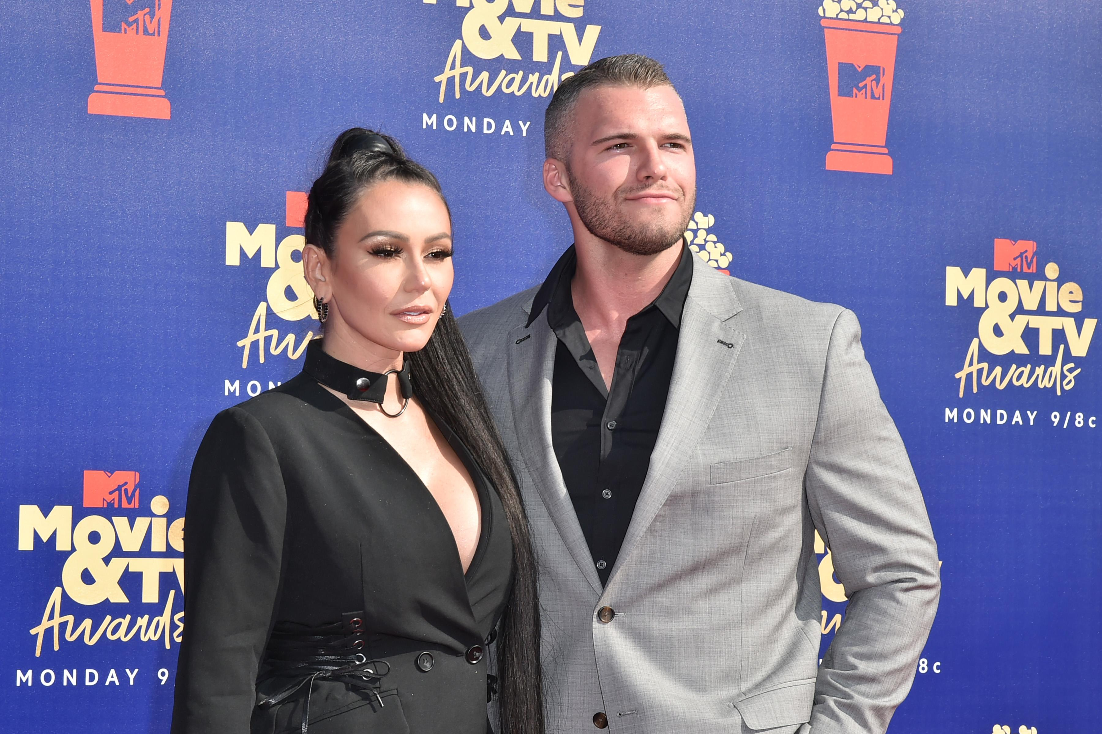JWoww dumps boyfriend after he gets handsy with Angelina on 'Jersey Shore': 'I feel disrespected'