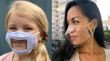 'It allows students to see my face': Here's where to buy clear face masks that are teacher-approved