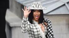 Mode: la rappeuse Cardi B nouveau visage de Balenciaga